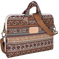Kinmac 2015 New Bohemian Laptop Messenger Bag 15 Inch Laptop