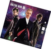 Doctor Who Wall Calendar