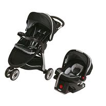 2015 Graco Fastaction Fold Sport Click Connect Travel System