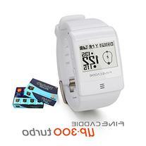 Golf GPS Rangefinder FineCaddie UP300 Turbo Golf GPS Watch+