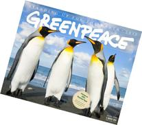 Greenpeace: Standing Up For The Earth 2015 Wall Calendar