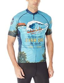 Canari Cyclewear 2015 Men's Kona Brewing LongBoard Cycling