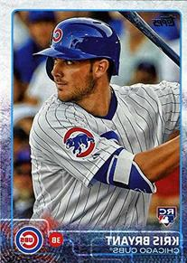 2015 Topps Kris Bryant Rookie Card  #616 - Chicago Cubs -