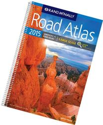 Rand Mcnally 2015 Road Atlas Large Scale