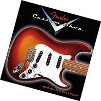 2016 Fender Custom Shop Guitar Mini Wall Calendar