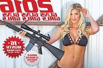 2016 GUNS AND GIRLS CALENDAR
