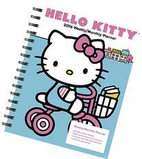 2016 Hello Kitty Engagement Calendar
