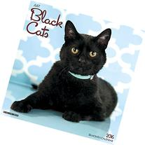 2016 Just Black Cats Wall Calendar