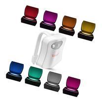 Voion 2016 New Arrival Motion Sensor LED Toilet Night Light