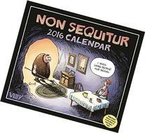 2016 Non Sequitur Day-to-Day Calendar