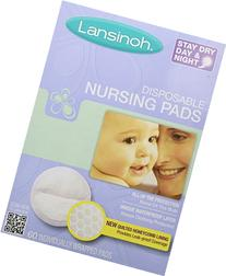 Lansinoh Stay Dry Disposable Nursing Pads, 60 Count Boxes