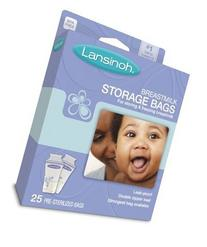 Lansinoh 20435 Breastmilk Storage Bags