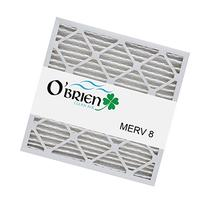 20X21 5/8X1 MERV 8 Air Filter  - O'Brien Clean Air 20x21 5/