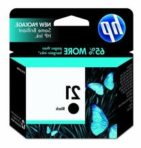 HP 21 Black Original Ink Cartridge  for HP Business Inkjet 1000 1100 1200 2300 2600 2800 HP DesignJet 100 110 HP OfficeJet 9110 9120 9130 OfficeJet