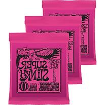 Ernie Ball 2223 Nickel Super Slinky Pink Electric Guitar
