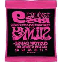Ernie Ball 2239 RPS Super Slinky Electric Guitar Strings 9-