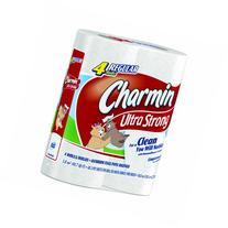 Charmin 23998 Ultra Strong Big Roll 4-Pack