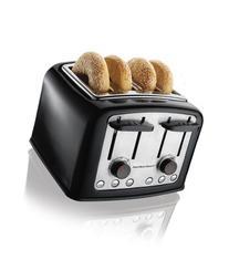 Hamilton Beach 24444 Smart Toast Extra-Wide Slot Toaster