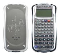 Sentry 250-Function Graphing Calculator, Silver