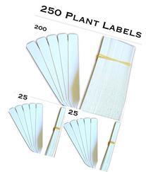 250 Supreme Plastic Waterproof Reusable Handwritten Garden