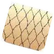 28 Black Disposable Nylon Hairnet -- 10 case -- 144 count