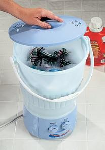 As Seen On TV Wonder Washer - a Portable Mini Clothes