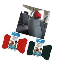 2PC Car Travel Auto Headrest Neck Seat Cushion Support
