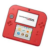 Nintendo 2DS Red 2 w MarioKart