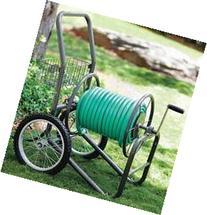 Liberty 2PAZ3 Hose Cart, 2 Wheels, 14 Ga Steel