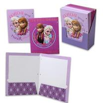 Disney Frozen 2-pocket Portfolio Folder