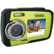Coleman Duo 2V7WP-G 14 Megapixel Waterproof Digital Camera