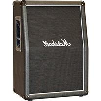 Marshall 2x12 Vertical Slant Guitar Cabinet Black