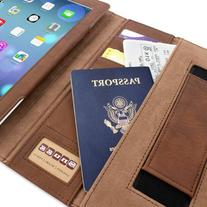 Snugg Leather Flip Stand Case for Apple iPad 3 and 4 -
