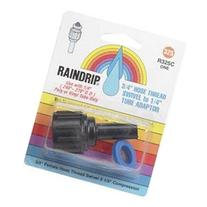 Raindrip #R325CT 3/4 Hose Tubing Adapter