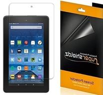 """Supershieldz for Fire 7"""" 7 inch Tablet Screen Protector,"""