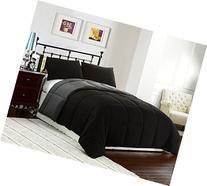 3 Piece Reversible Down Alternative Comforter Set by