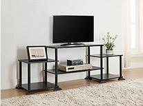"3-cube Media Entertainment Center for Tvs up to 40"" Plasma"
