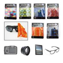 3 OptiCloth Microfiber Optical Cleaning Cloth Glasses Lens