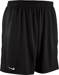 Nike Men's 3Pocket Fly Black Shorts, Medium
