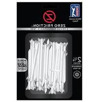 "Zero Friction 2-3/4"" 3 Prong Performance Golf Tees"