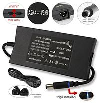 3 Prongs - Elivebuy® Ultra-Slim 19.5V 4.62A 90W AC Adapter