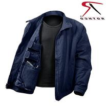 Rothco 3 Season Concealed Carry Jacket, XX-Large, Navy