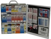 Pac-Kit by First Aid Only 6155 493 Piece Steel Cabinet