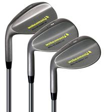 Pinemeadow Golf Men's 3 Wedge Set, Right Hand, Steel,