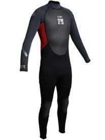 Body Glove Men's Pro 3 Spring Wetsuit, X-Large
