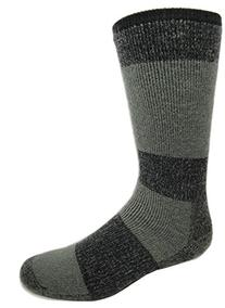 J.B. Extreme -30 Below XLR Winter Sock ,Medium ,Green
