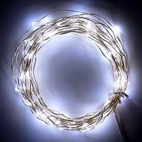 Battery Powered 10ft 30 LEDs Fairy LED String Lights,