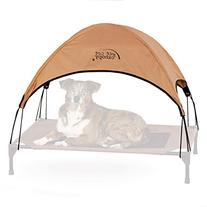 K&H Manufacturing Pet Cot Canopy Large Tan 30-Inch by 42-