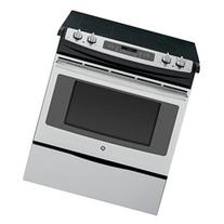 GE 30 Slide-In Electric Convection Range - Slide-in - 30