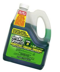 30320 D Pro 3 Disinfectant/Virucidal/Fungicidal Cleaner, 1